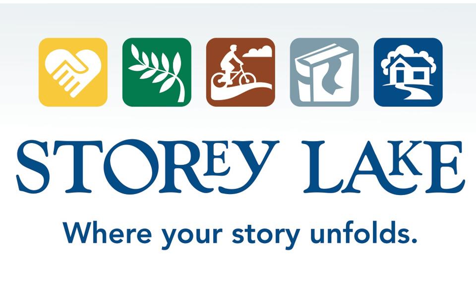 Storey Lake Banner